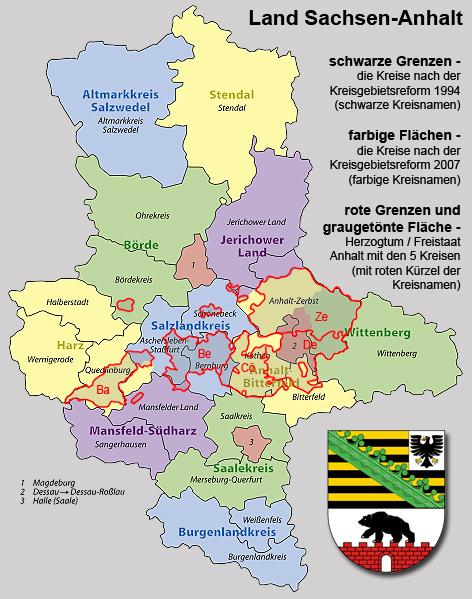 Karte Sachsen Anhalt.Anseimihaupt