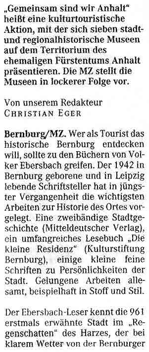 Gswa Bernburg